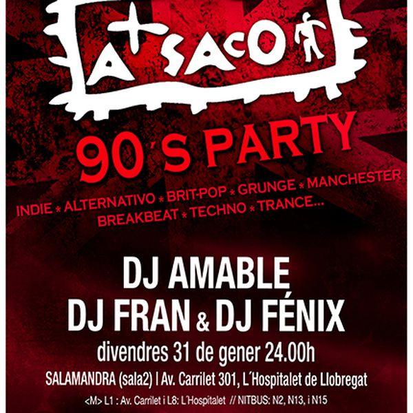 A Saco 90's Party