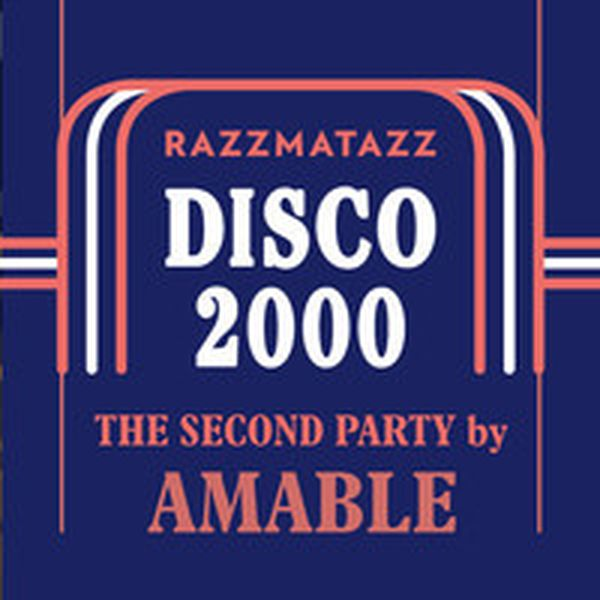 Disco 2000 The Second Party by Amable
