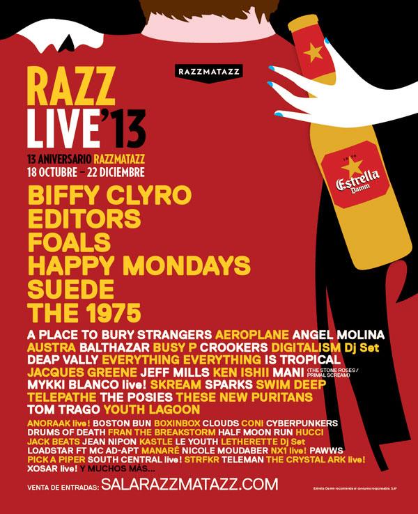 Razz Live 13
