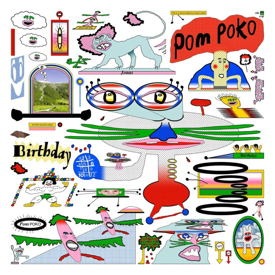 "POM POKO ""BIRTHDAY"" Best Álbum Febrero 2019"