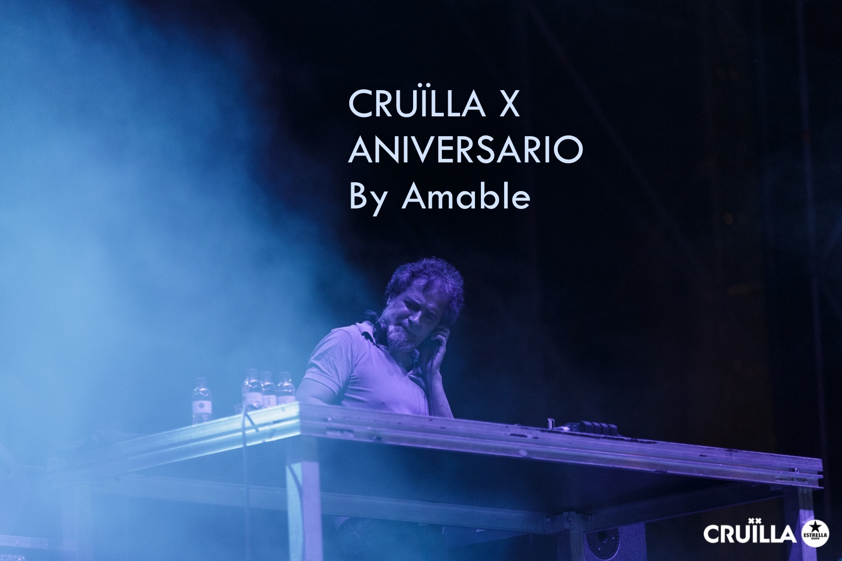 CRUÏLLA X ANIVERSARIO By Amable