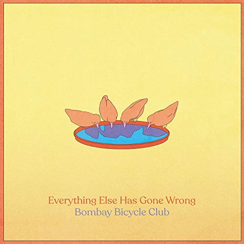 "BOMBAY BICYCLE CLUB ""Everything Else Has Gone Wrong"" Best Álbum Enero 2020"